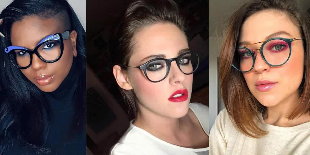 6 dicas de make para quem usa óculos arrasar no Ano Novo