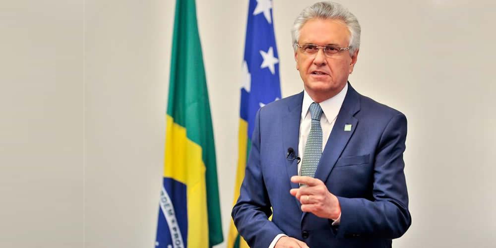 AO VIVO: Live com o governador de Goiás, Ronaldo Caiado