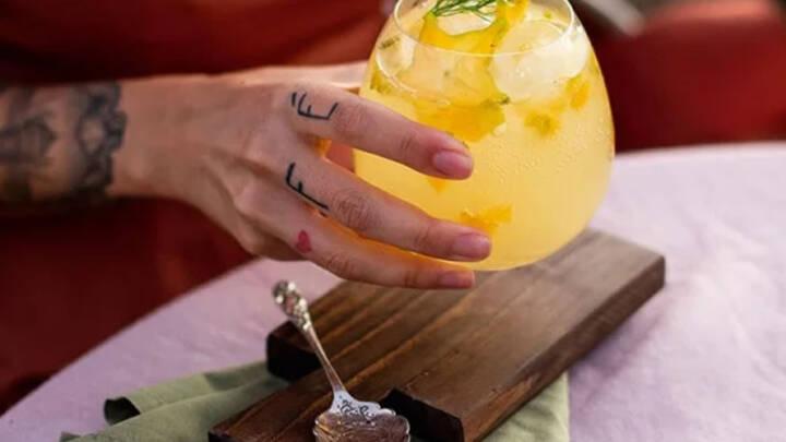 Sucos e drinques refrescantes para aliviar o calor