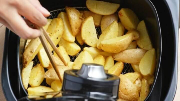 Os melhores e piores alimentos para cozinhar em uma air fryer