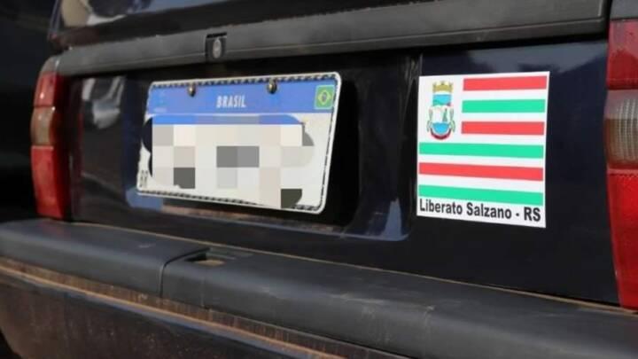 Placa Mercosul: indicação de cidade pode voltar e pesar no seu bolso