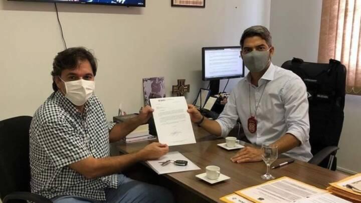 GENARC RECEBE A VISITA DO SECRETÁRIO DE DESENVOLVIMENTO RURAL DA PREFEITURA DE JATAÍ-GO