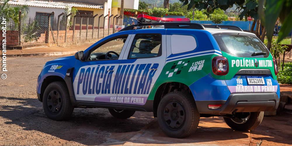 FOTOS: Operação policial Maria da Penha em Jataí