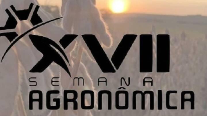 XVII SEMANA AGRONÔMICA