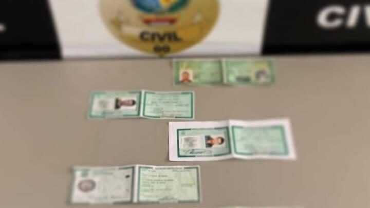 Estelionatário é preso em Goiatuba após aplicar golpes com uso de documentos falsos