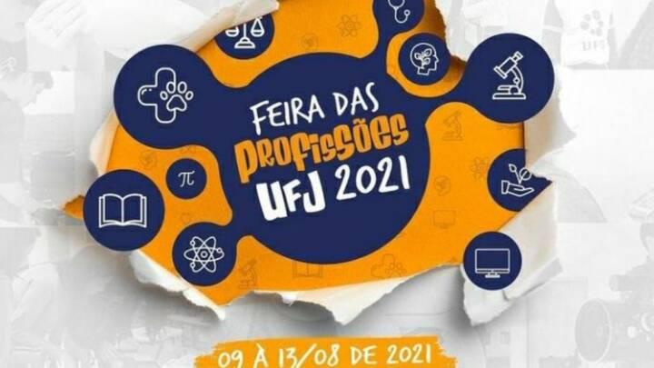 Feira das Profissões – UFJ 2021
