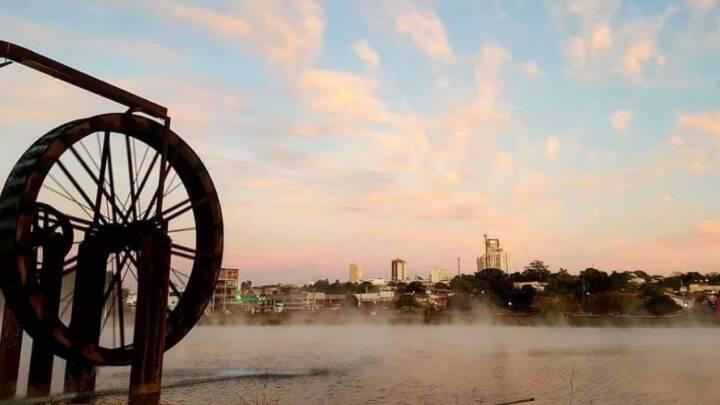 Jataí tem geada de 0,2°C, menor temperatura registrada em 33 anos em Goiás