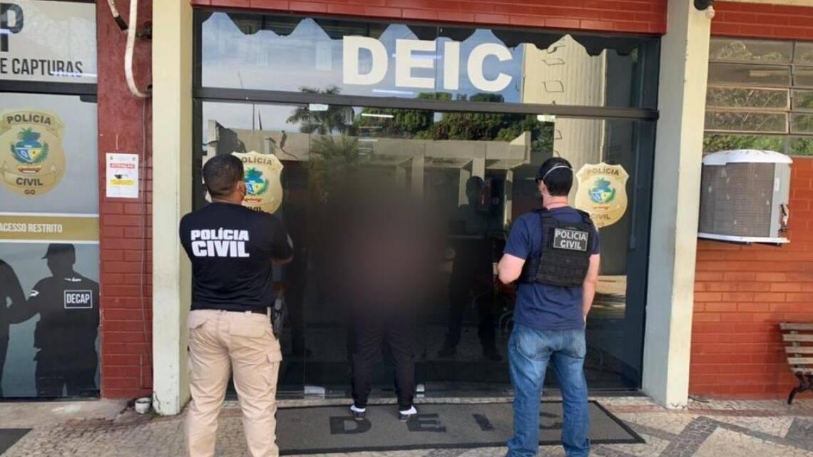 Mulher é presa em Goiânia suspeita de aplicar golpe do novo número