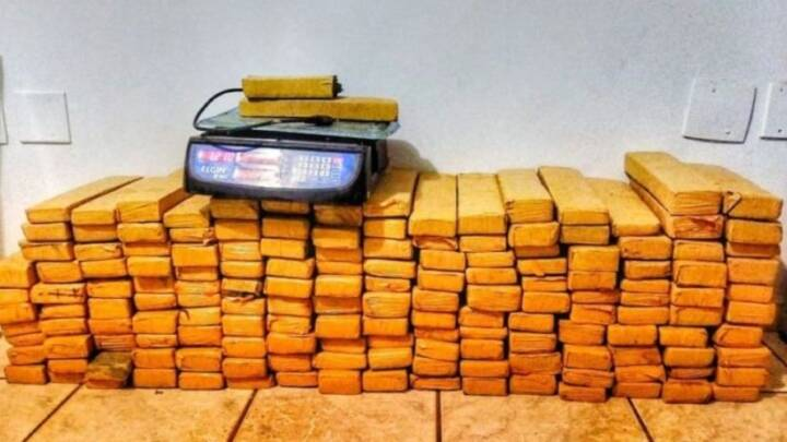 POLÍCIA APREENDE MAIS DE 320 KG DE DROGAS E REALIZA 31 PRISÕES NAS ÚLTIMAS 24 HORAS